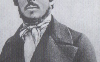 Frederick Engels as a young man.