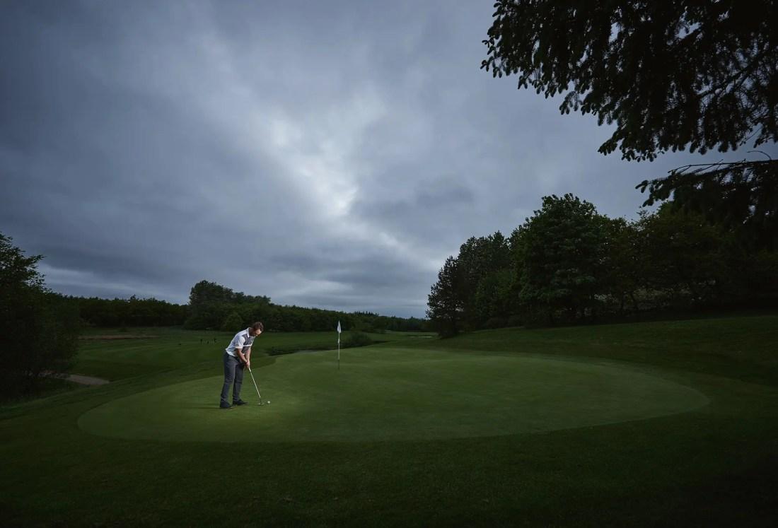 golf fotograf