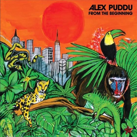 Alex Puddu - From The Beginning [Schema Records]