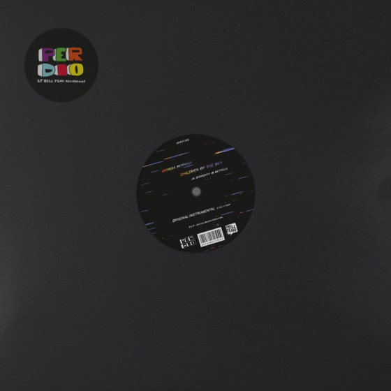 Giorgia Morandi – Children of the Sky (Figli delle Stelle) [Hell Yeah Recordings / Perdio]