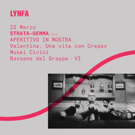 Lynfa presenta Strata-Gemma live @ Museo Civico Bassano del Grappa - VI
