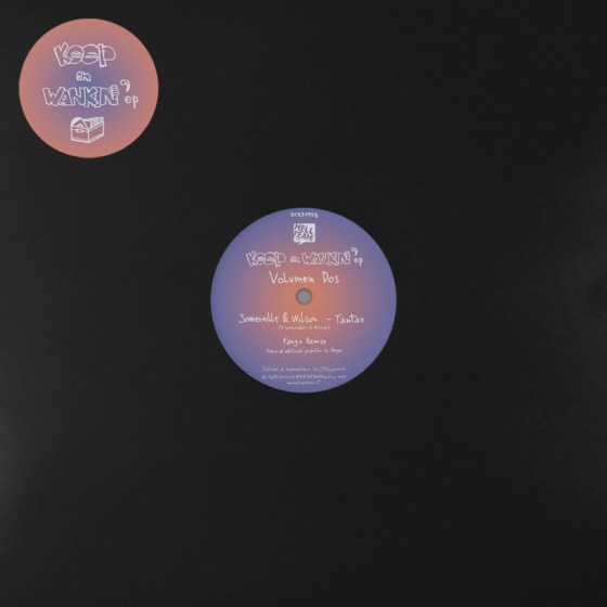 Luminodisco / Somerville & Wilson - Keep On Wankin' EP - Volumen Dos feat. Bjørn Torske, Fango