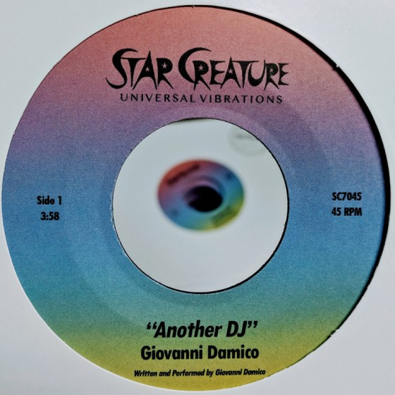 Giovanni Damico ‎– Another DJ Last Chance