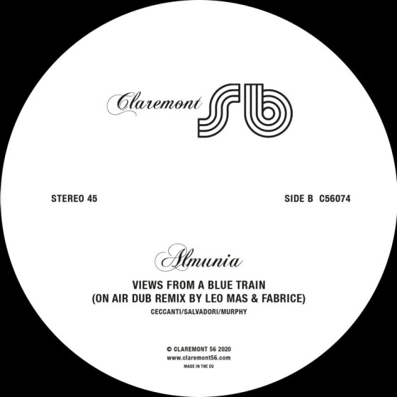 Jack Cutter / Almunia - remixes limited sampler [Claremont 56]
