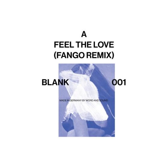 Prins Thomas - Feel The Love (Fango Remix) [Blank]