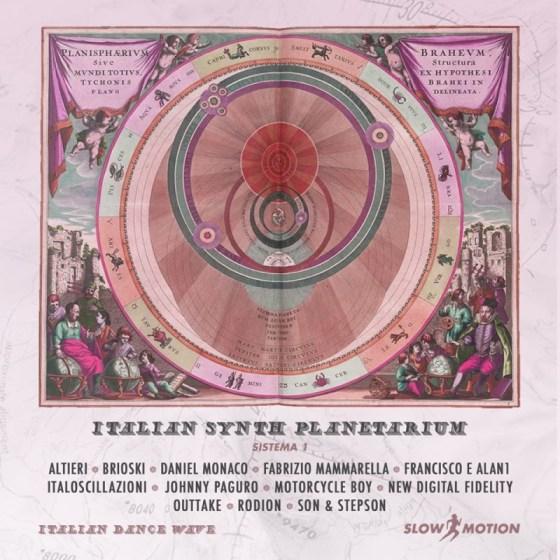 Italian Synth Planetarium (Sistema 1) [Slow Motion Records]