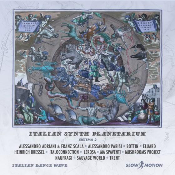 Italian Synth Planetarium (Sistema 2) [Slow Motion Records]