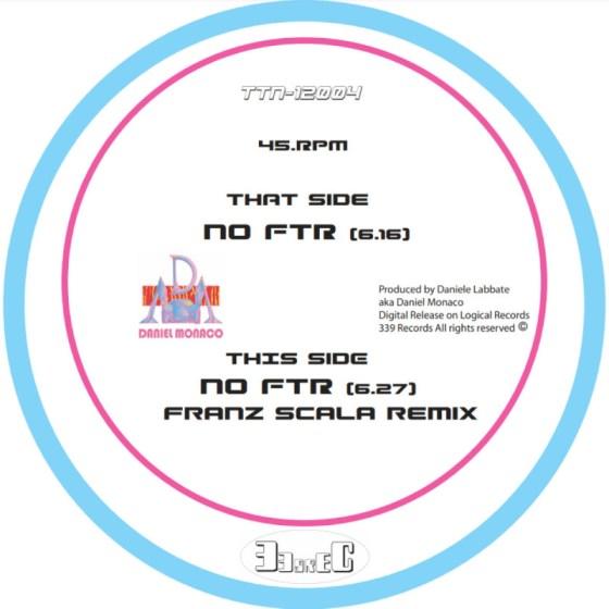 Daniel Monaco - No Ftr [339 Records]