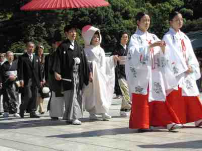 Japanese Wedding Traditions | Marriage in Japan