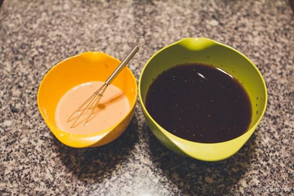 Tiny bowls--yay!