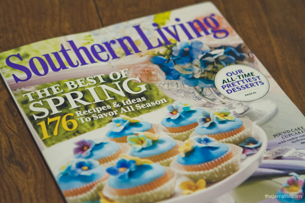 Southern Living, April 2013