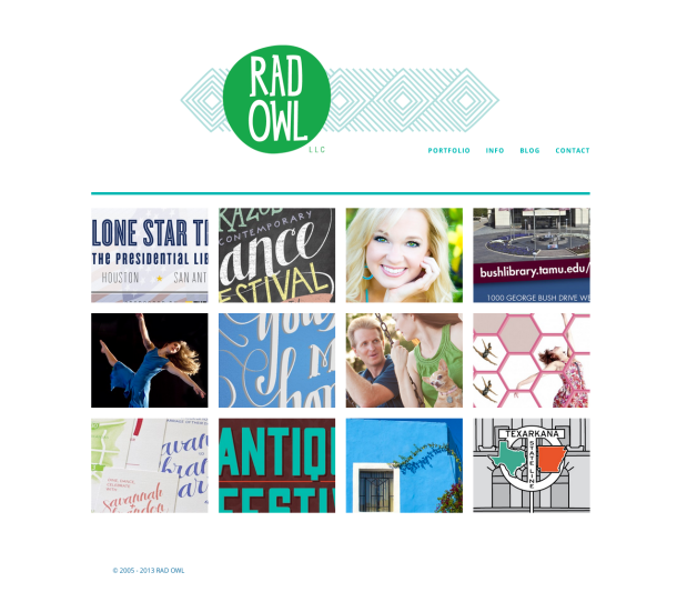 rad owl website