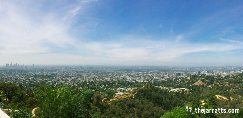 LA - griffith observatory