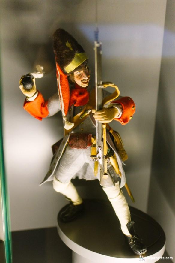 A grenadier of the Rainer Regiment