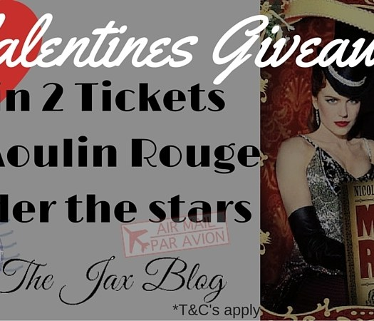 Valentines Giveaway The Jax Blog