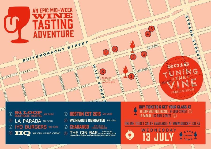 inner city wine route - The Jax Blog