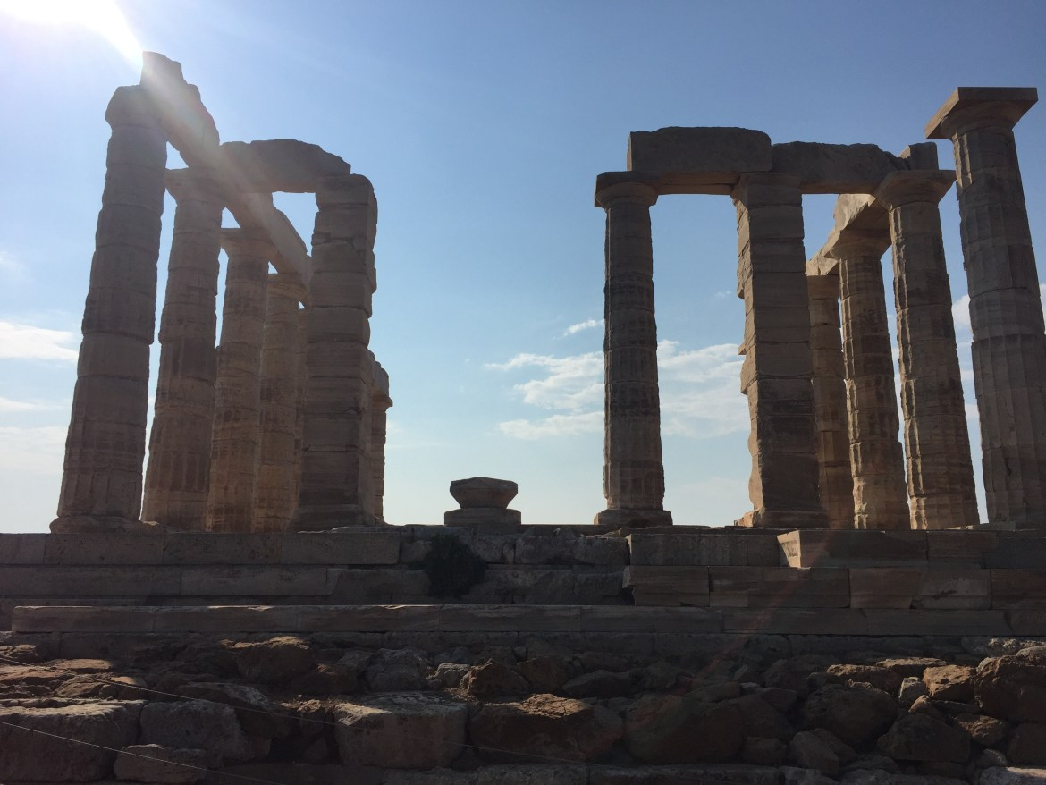 Time Travelling in Athens - The Jax Blog