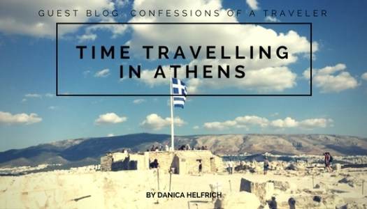 {Guest Blog} Time Travelling in Athens