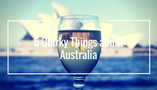 5 Quirky Things about Australia