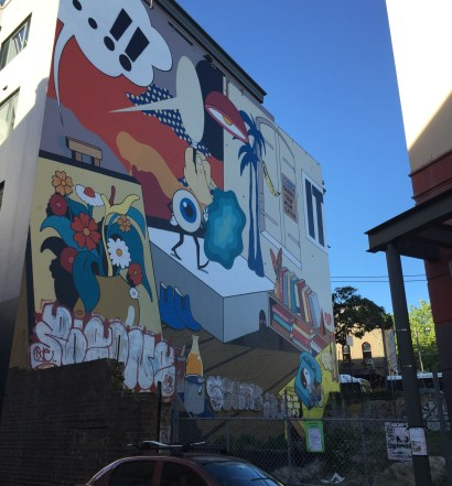 {Photoblog} Sydney Street Art - The Jax Blog