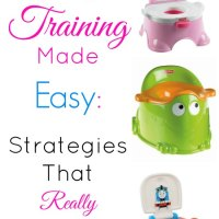 Potty Training Made Easy: Strategies That Really Work