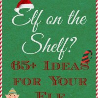 Forgot to Move the Elf? Elf on the Shelf Ideas Week No. 1
