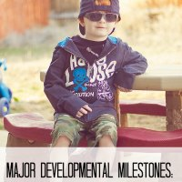 Major Developmental Milestones for Children Aged 3-5