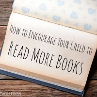 How to Encourage Your Kids to Read More Books
