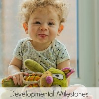 Major Developmental Milestones for Toddlers Aged 18 Months - 3 Years