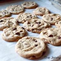 Secret Revealed! Perfect Chewy Chocolate Chip Cookies Recipe