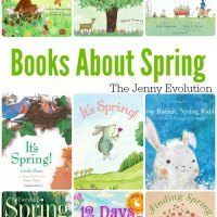 Spring Has Sprung! Picture Books About Spring
