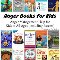 Anger Books for Kids: Anger Management Help for Kids of All Ages