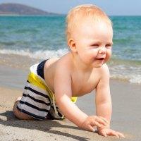 5 Easy Sensory Baby Activities