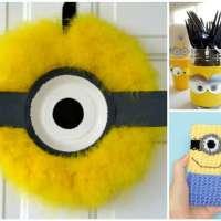 Minion Fan or Fanatic? 10 Wild Minion Crafts for Adults