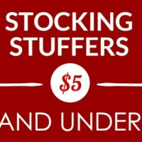 Cheap Stocking Stuffers $5 and Under