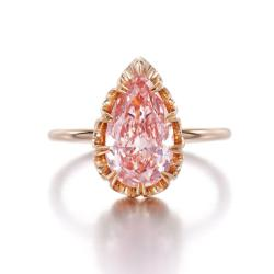 Nifty Jessica Mccormack Pink Diamond Ring Pink Diamond Ring Jessica Mccormack Jewellery Pink Engagement Rings Ireland Pink Engagement Rings Canada