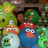 Angry Birds Party: Everything You Need