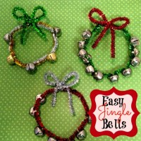 Easy Jingle Bells Craft