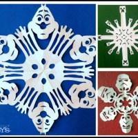 25 Creative Snowflakes