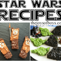 Star Wars Recipes: May the Force Be With You