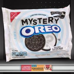 Small Of Oreos Mystery Flavor