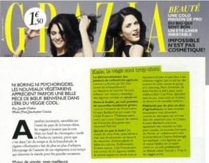 Grazia March 13 page 2