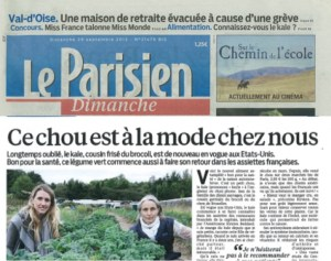 Le Parisien Sept 13