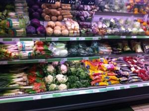 TKP-market vs store