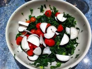 tkp-kale radish