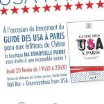 Guides des USA à Paris
