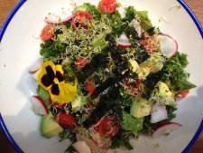 Teresa's Favorite Kale Salad