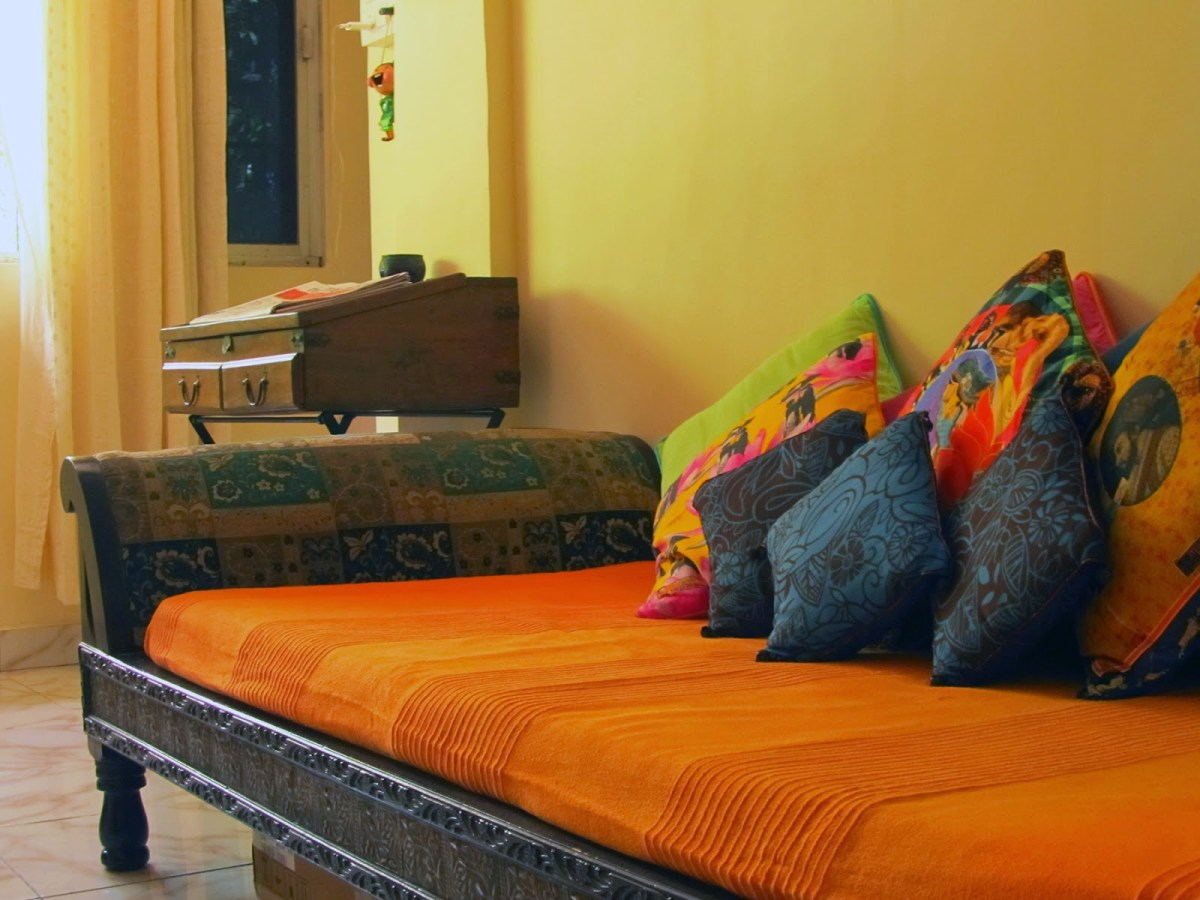 Home Tour Arif Inderjit S Mumbai Apartment The Keybunch Decor Blog
