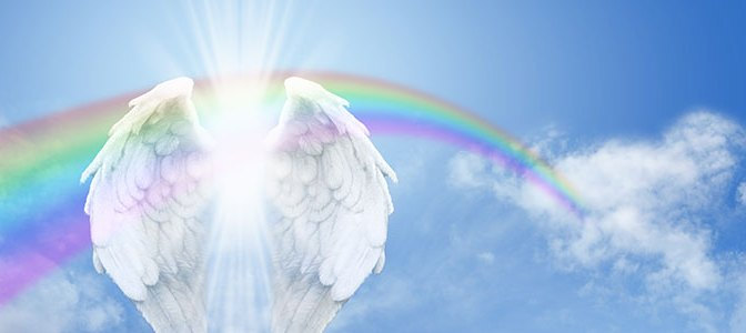 The Rainbow Angel