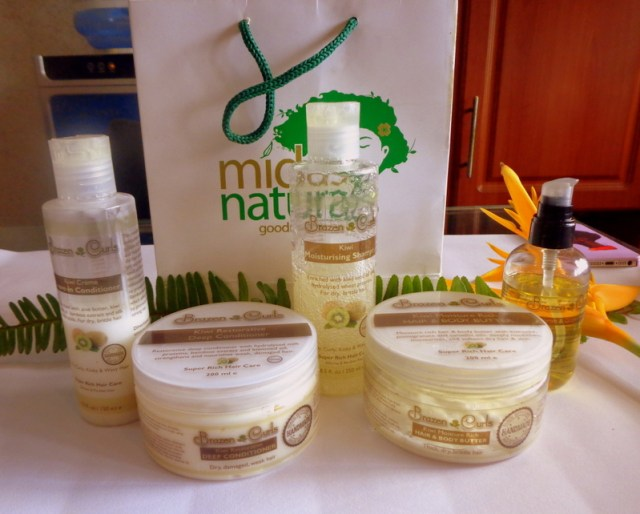natural hair products- midas naturals- brazen curls